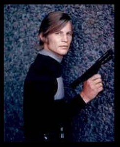Michael York as Logan 5
